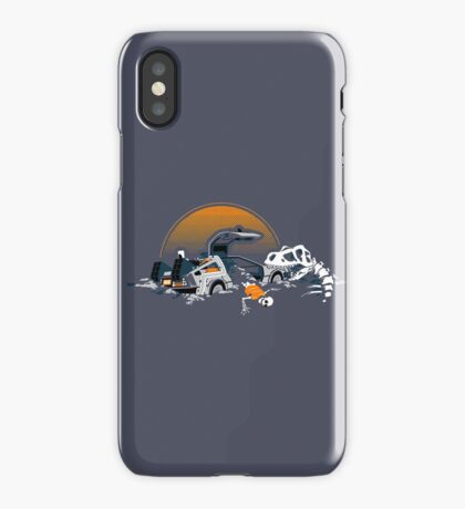 88 Million Years Ago... iPhone Case