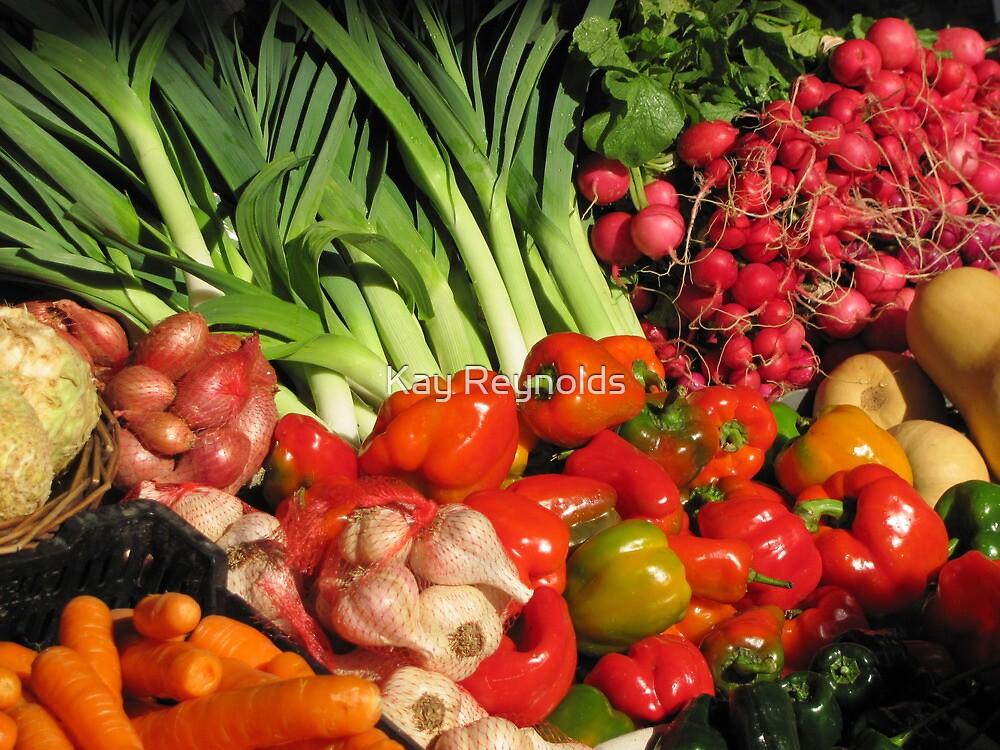 Farmers Market by Kay Reynolds