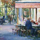 Paris en Octobre by vasenoir