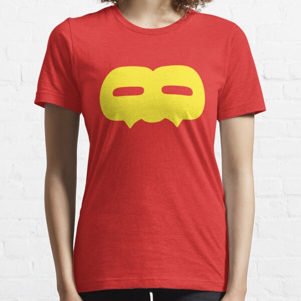 Crazy 88 Large Mask (yellow) Essential T-Shirt