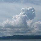 halong bay cloud by Shai Biran