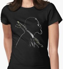 Eric Dolphy Womens Fitted T-Shirt
