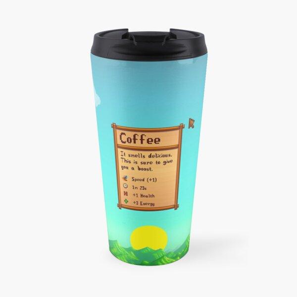 Stardew Valley Day Coffee Travel Mug