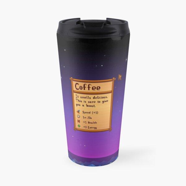 Stardew Valley Coffee Travel Mug