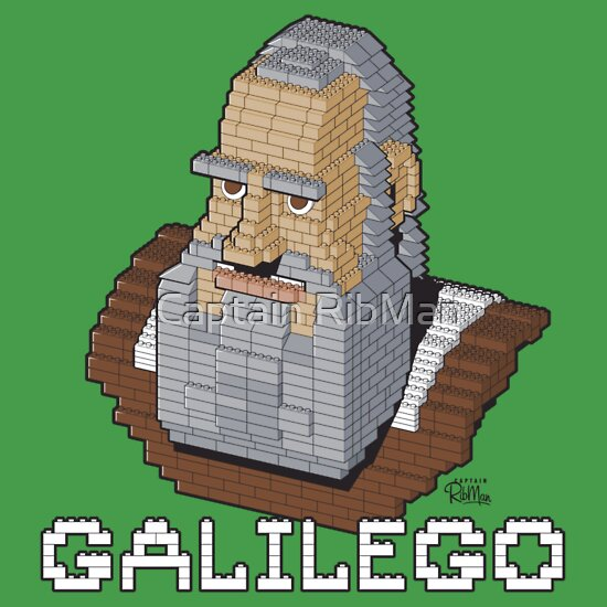 TShirtGifter presents: GaliLEGO
