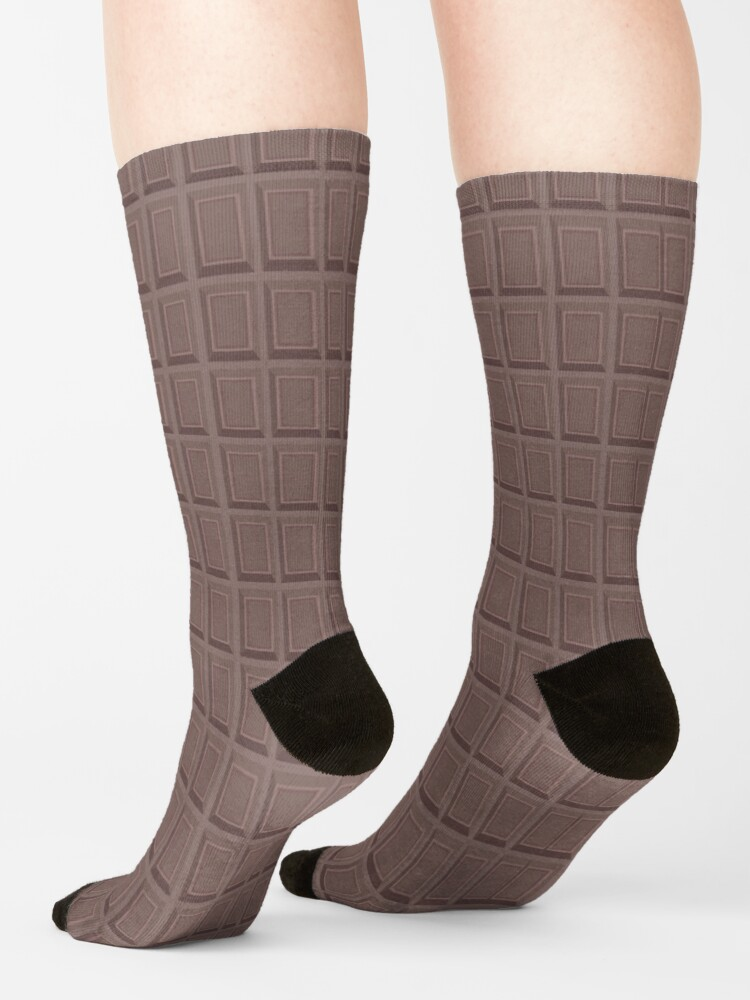 Alternate view of Chocolate Socks