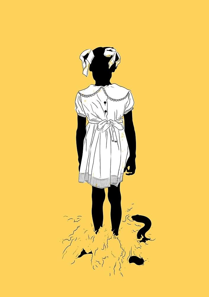 «¡No saltes sobre mi serpiente!» de Evgenia Chuvardina