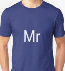 Mr & Mrs Adobe Themed T-Shirt