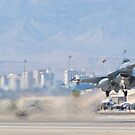 #HL AF 89 0149 F-16C Fighting Falcon Wheels Up by Henry Plumley