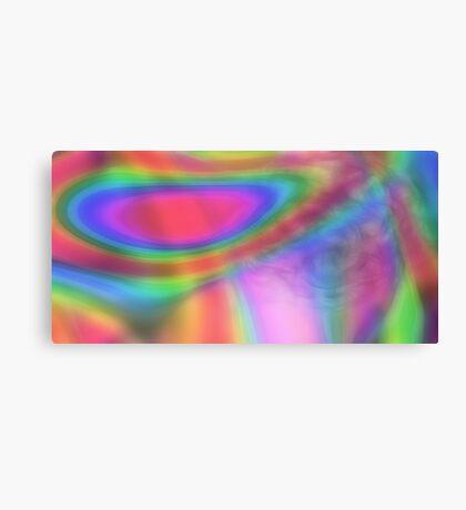 Soft Neon Canvas Print