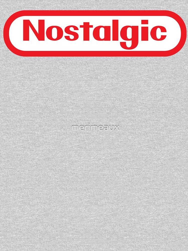 NES Collection : Nostalgic Logo by merimeaux