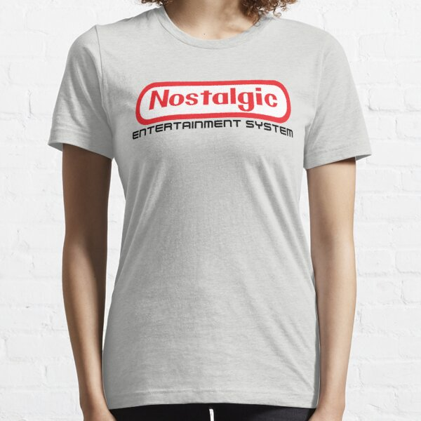 NES Collection : Nostalgic Entertainment System Essential T-Shirt