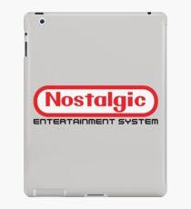 NES Collection : Nostalgic Entertainment System iPad Case/Skin