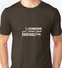 Sweetroll thief Unisex T-Shirt