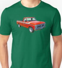1975 Ford F100 Explorer Pickup Truck Unisex T-Shirt