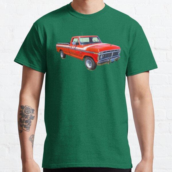 1975 Ford F100 Explorer Pickup Truck Classic T-Shirt