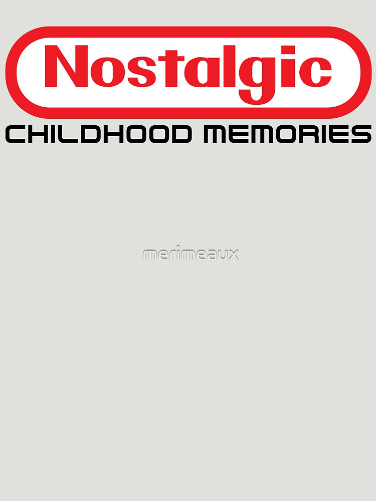 NES Collection : Nostalgic Childhood Memories by merimeaux
