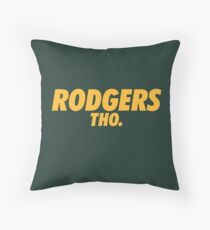 Rodgers THO Throw Pillow