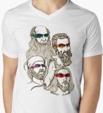 TMNT Men's V-Neck T-Shirt