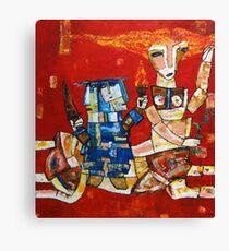 """""""Voyage""""  Canvas Print"""