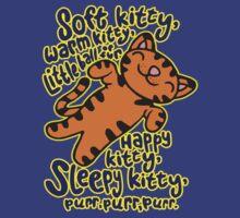"""Soft Kitty  """"Big Bang Theory"""""""