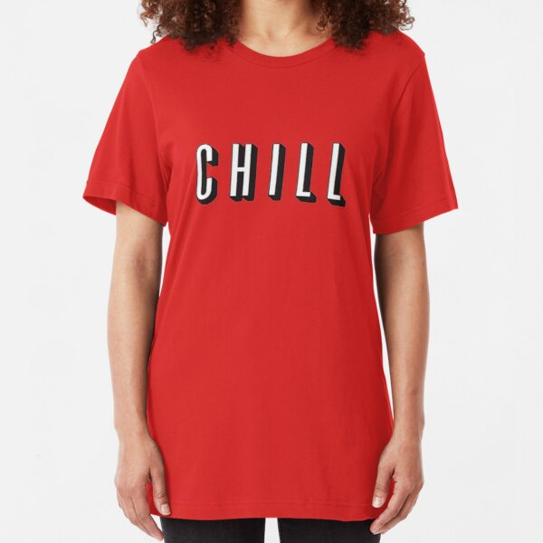 Chill Slim Fit T-Shirt