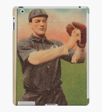 Benjamin K Edwards Collection Danzig Sacramento Team baseball card portrait iPad Case/Skin