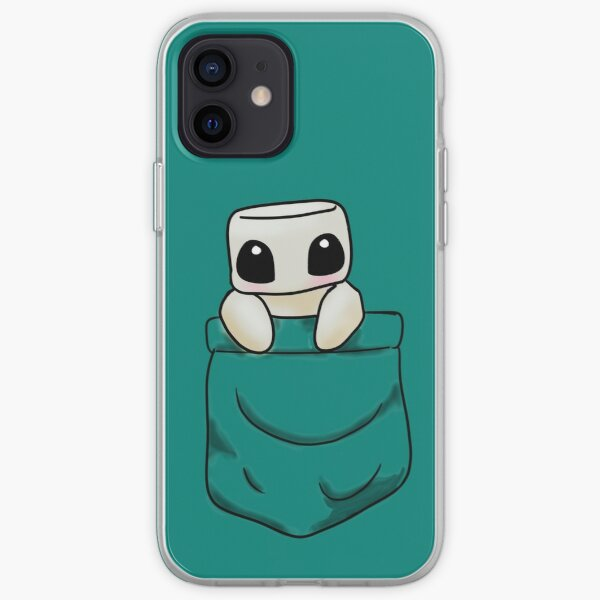 Marshmellow in pocket  iPhone Soft Case