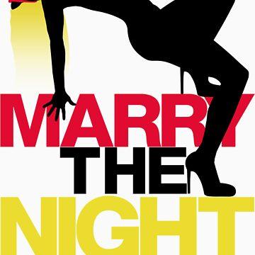Marry The Night by rayoflightgm