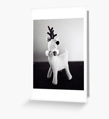 Oh Deer... Greeting Card