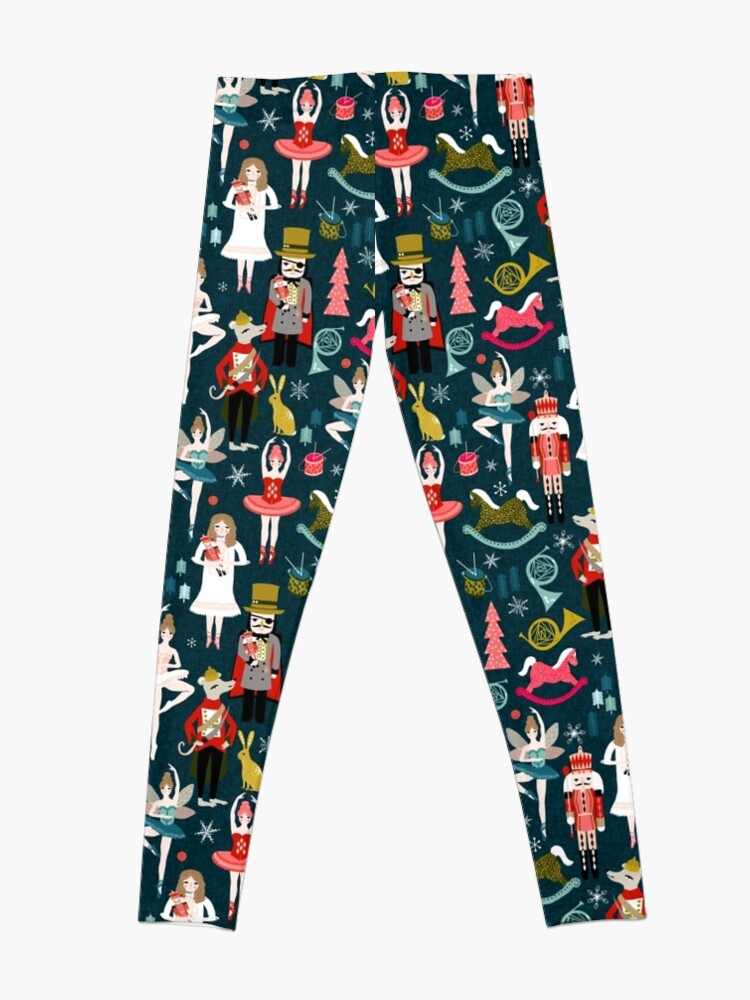Alternate view of Nutcracker Ballet by Andrea Lauren  Leggings