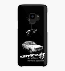 Careless Air (dark shirt) Case/Skin for Samsung Galaxy