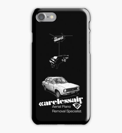 Careless Air (dark shirt) iPhone Case/Skin