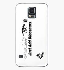 Just Add Dinosaurs Case/Skin for Samsung Galaxy