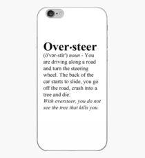 Oversteer iPhone Case