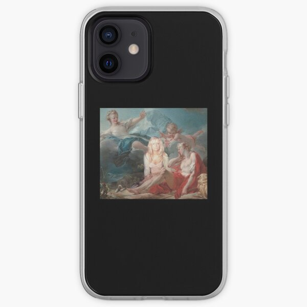 Lucy Davis   Diana and Endymion iPhone Soft Case