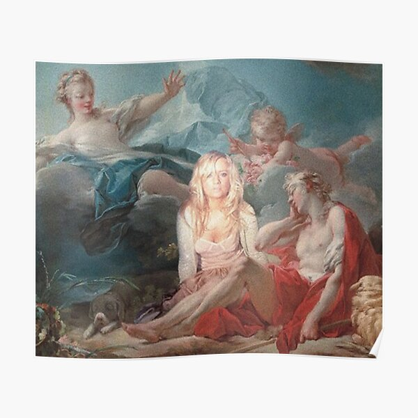 Lucy Davis | Diana and Endymion Poster