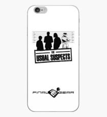 The Usual Suspects iPhone Case