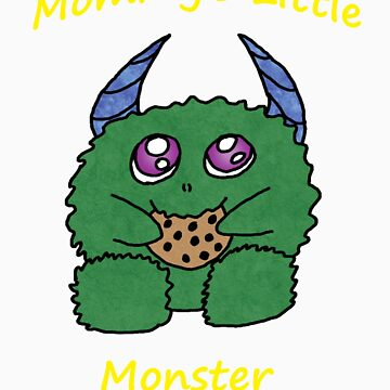 Little Monster - Mommy's Baby by SorceressJackie