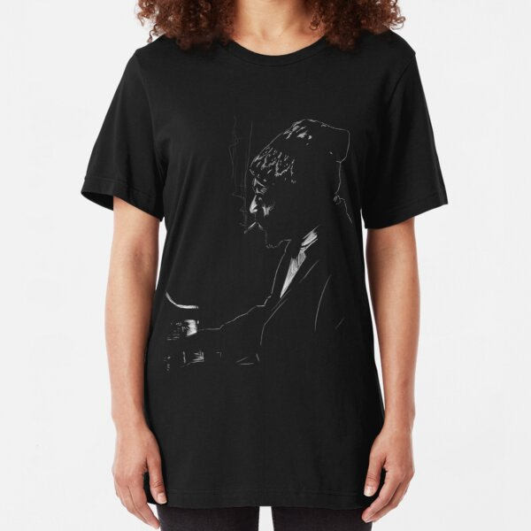 Thelonious Monk Slim Fit T-Shirt