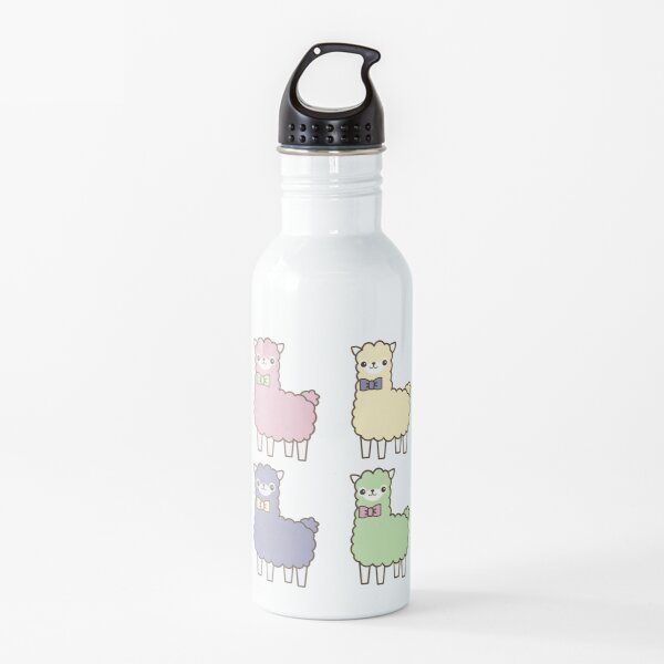 Cute alpaca Water Bottle