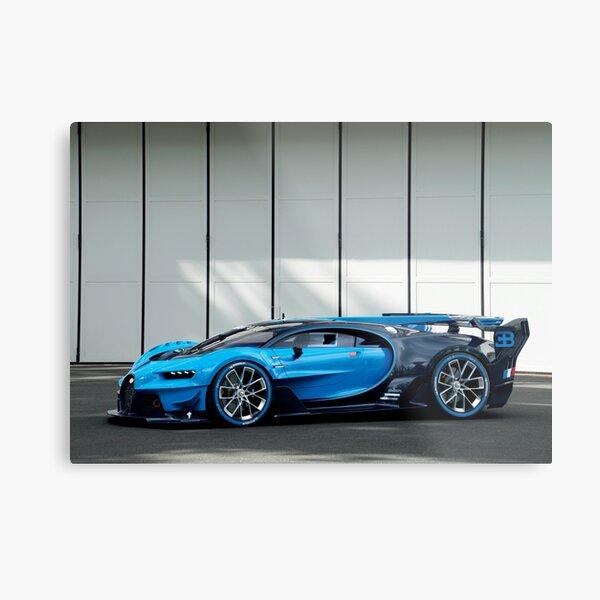 Bugatti Vision Gran Turismo Metal Print