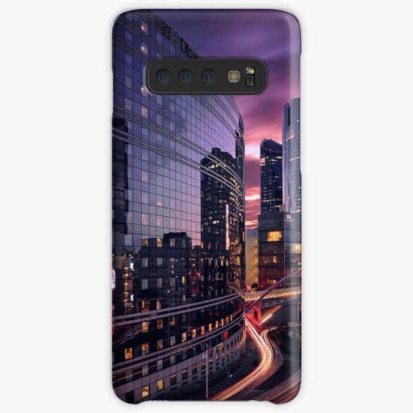 City Wallpaper Cases For Samsung Galaxy Redbubble