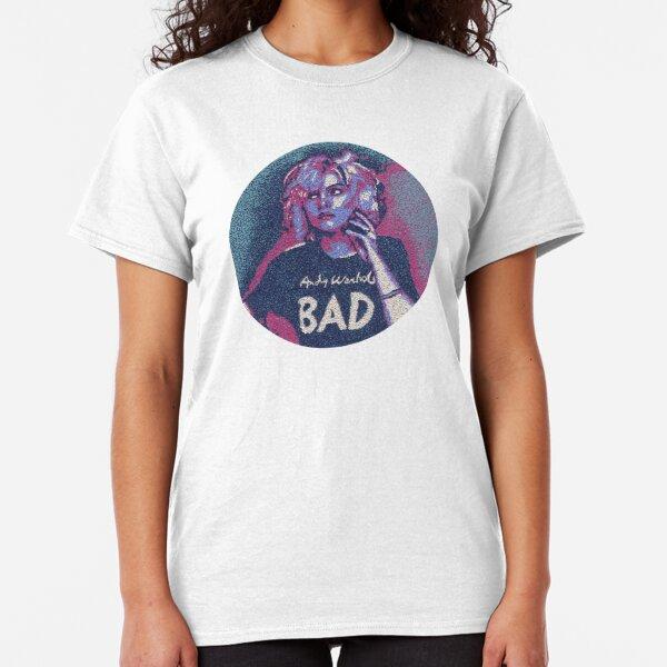 Blondie, Debbie Harry, Andy Warhol, Pop Art, Pop Culture Classic T-Shirt