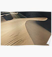 Eureka Sand Dune Poster