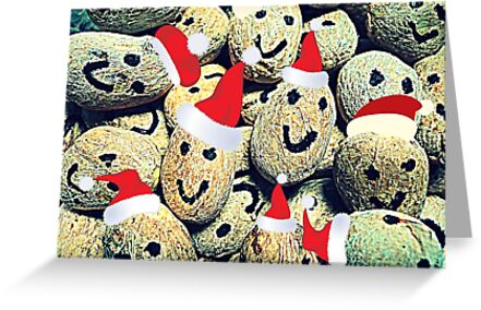 Save the Earth...Have a Seed-planting Christmas... by mariatheresa
