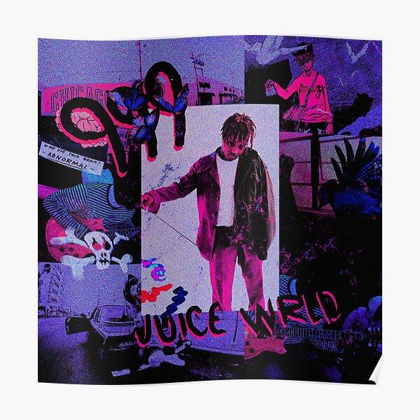 Juice WRLD Poster