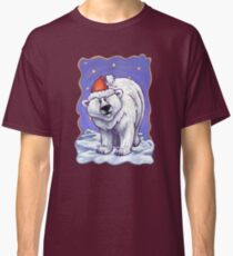 Polar Bear Christmas Classic T-Shirt