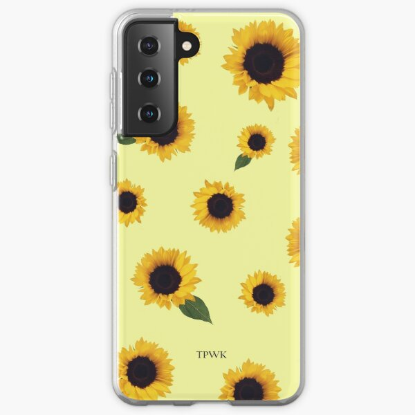 Sunflower Vol.6 Harry Styles Treat People With Kindness Samsung Galaxy Soft Case