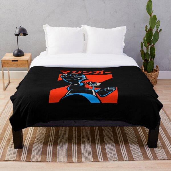 151 Mazinger Z Jap Throw Blanket